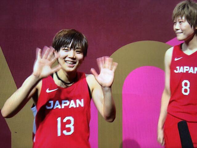 町田瑠唯 笑顔 かわいい