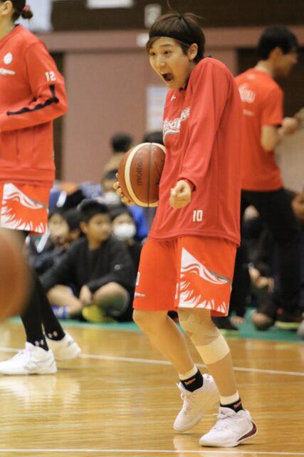 町田瑠唯選手3