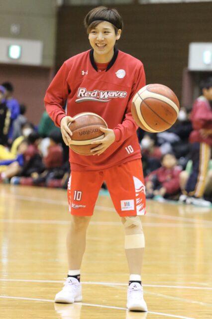 町田瑠唯選手2